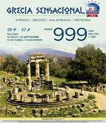 Ofertas de RS Viajes, Viaja a Grecia