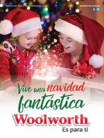 Ofertas de Woolworth, Vive una navidad fantástica