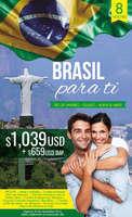 Ofertas de RS Viajes, Brasil para ti