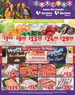 Ofertas de Soriana Mercado, Disfruta la mejor calidad y frescura