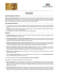 Tarjeta de crédito Oro Garantizada