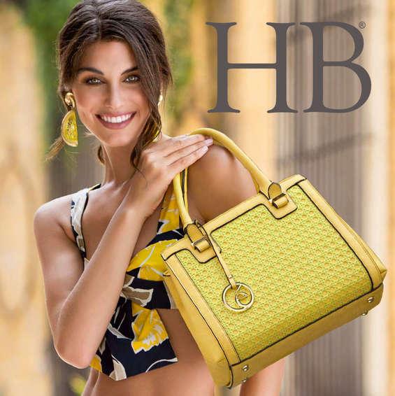 Ofertas de HB Handbags, Dama Primavera 2017