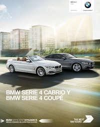 Serie 4 Cabrio y Coupe