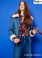 Ofertas de Pepe Jeans, Coats & Jackets