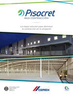 Ofertas de Cemex, Concreto Pisocret Baja Contraccion