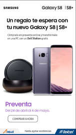 Preventa Samsung