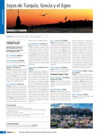 Turquía, Greacia y Egeo