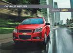 Ofertas de Chevrolet, Aveo 2016