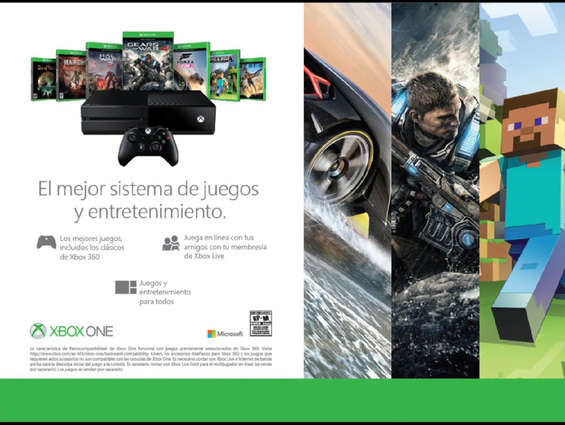 Xbox one en her ica puebla de zaragoza cat logos for Sanborns azulejos horario