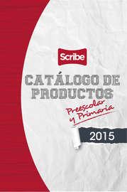 Preescolar y Primaria 2015