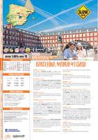 Ofertas de Euromundo, Circuitos Península Ibérica 2017