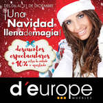Ofertas de D'Europe, Catálogo-Navidad-BAJA