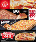 Ofertas de Pizza Hut, Promociones Enero