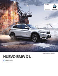 Ficha Técnica BMW X1 sDrive20iA X Line Automático 2017