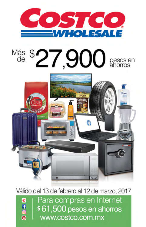 Ofertas de Costco, Cuponera Movil