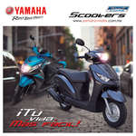 Ofertas de Yamaha, Gama Scooters