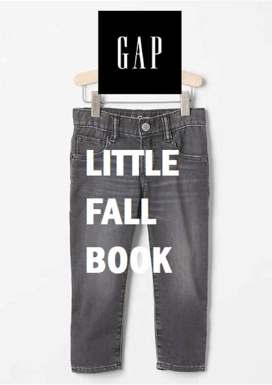 Ofertas de GAP, Little Fall Book