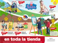 10% De descuento en todos los juguetes
