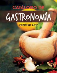 CATÁLOGO DE GASTRONOMÍA