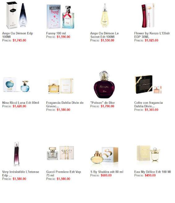 Perfume dior cat logos ofertas y tiendas donde comprar for Sanborns palacio