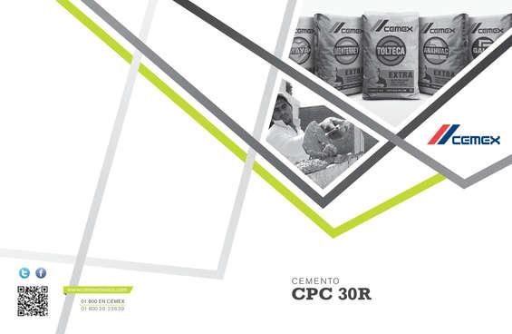 Ofertas de Cemex, Cemento CPC30R