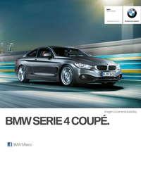 Ficha Técnica BMW 430iA Coupé Sport Line Automático 2017
