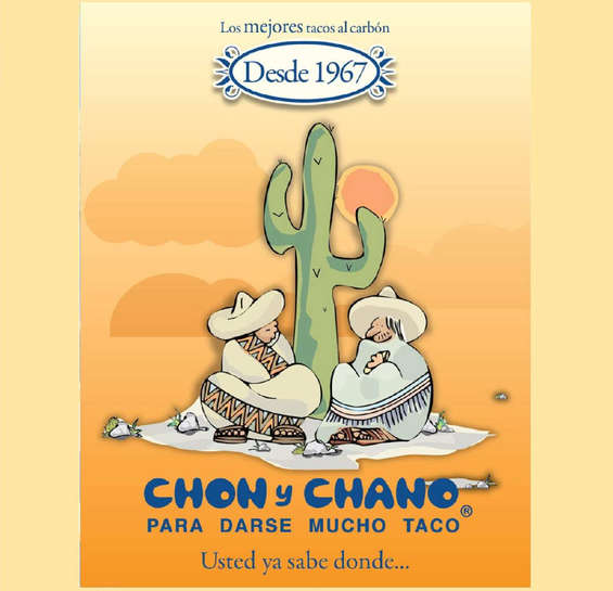 Ofertas de Chon y Chano, Chon y chano