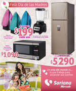Ofertas de Soriana Mercado, Día de las madres