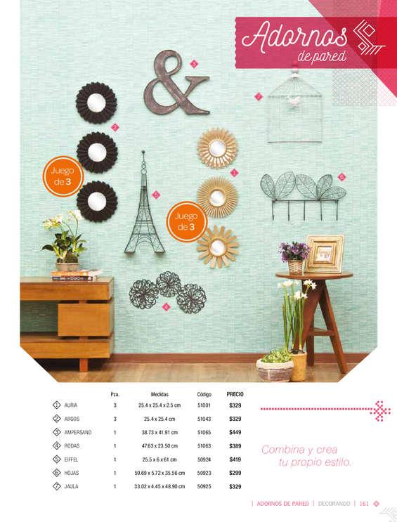 Ofertas de Vianney, Decoración - Innovación - Diseño - 2016-17