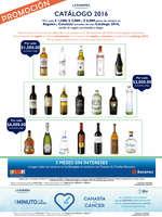 Ofertas de La Europea, Promoción Catálogo 2016 - Canastas y Banamex