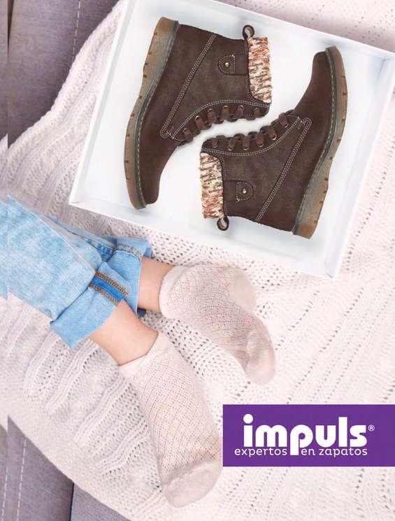 Ofertas de Impuls, Otoño Invierno 2016 - Niñas