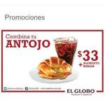 Ofertas de El Globo, Promociones