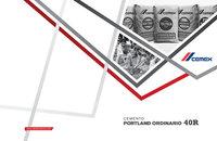 Cemento Portland Ordinario 40R