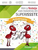 Ofertas de SUPERISSSTE, Folleto Octubre