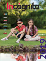 Ofertas de Incógnita, CATÁLOGO KIDS-COLECCION PRIMAVERA-VERANO 2019