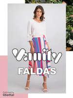 Ofertas de Vanity, Faldas