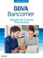 Ofertas de Bancomer, Estado De Cuenta Patrimonial