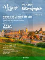 Ofertas de Viajes El Corte Inglés, Llegó el Verano - Verano en Canadá del Este