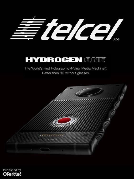 Ofertas de Telcel, Hydrogen One