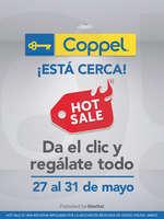 Ofertas de Coppel, Está cerca Hot Sale