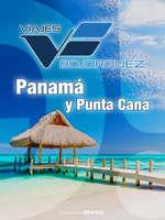 Ofertas de Viajes Bojorquez, Panamá y Punta Cana – 7 días