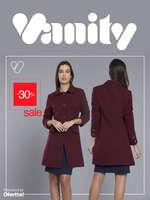 Ofertas de Vanity, Rebajas 50% de Descuento
