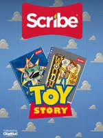 Ofertas de Scribe, Libretas Toy Story