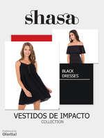 Ofertas de Shasa, Vestidos negros