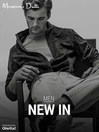 Men - New In