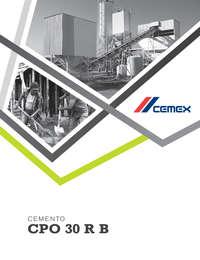 cemento CPO 30 RB