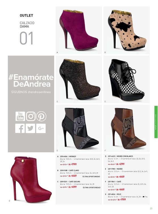 Andrea botines ofertas y cat logos destacados ofertia - Hogarium catalogo de ofertas ...