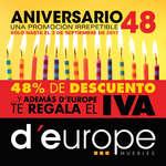 Ofertas de D'Europe, Aniversario 4