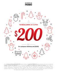 Promoción Cupón Navidad
