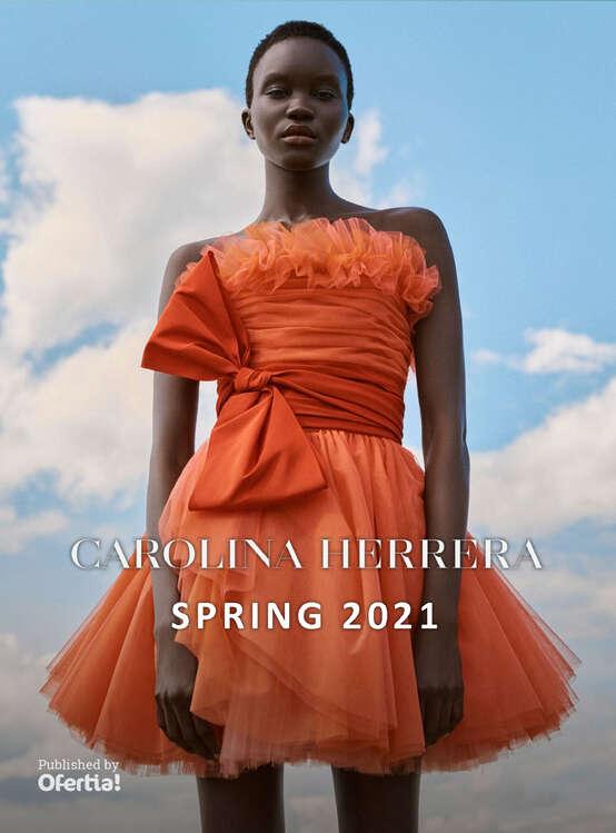 Ofertas de Carolina Herrera, Spring 2021